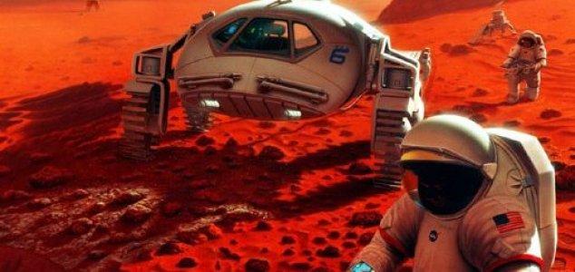 NASA2033年までに有人火星ミッションを計画!
