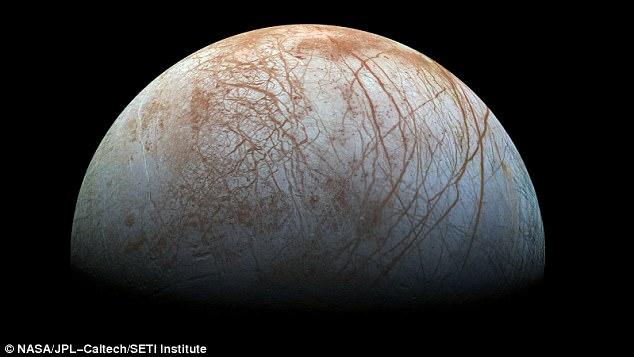日本時間14日深夜NASAが緊急記者会見を予定!太陽系の「海洋世界」について新たな発見か?!