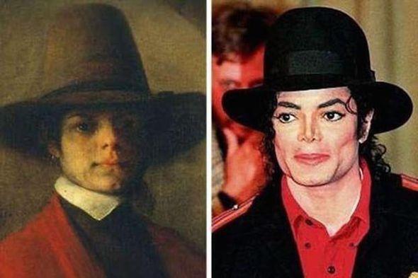 古代エジプトの彫像にマイケル・ジャクソンの顔を発見!タイムトラベルの証拠?