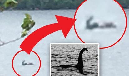 ネス湖の怪獣再び? 観光客が何とも説明の付かない新たなネッシー写真を撮影した!