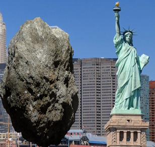 【10月12日】小惑星「2012 TC4」がニューヨーク-東京間より近い距離を通過する!