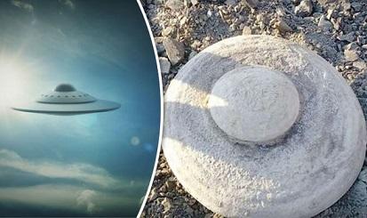 ロシアの炭鉱で1万年前に墜落したと思われるUFOを発見?!