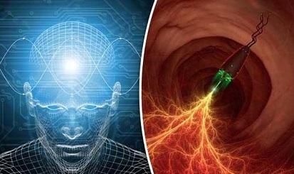 【20年後の医療】体内に注入されたAI極小マシンが身体の異常を修復する!