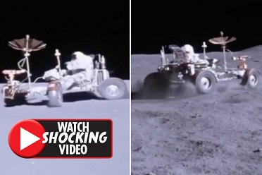 NASAの月面着陸がスタジオ撮影による捏造だったことが判明か?!