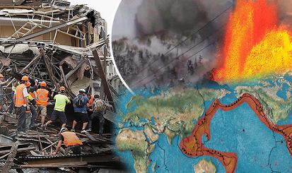 アラスカ地震で環太平洋火山帯が目覚めた?!更なる地震・噴火・津波の危険性