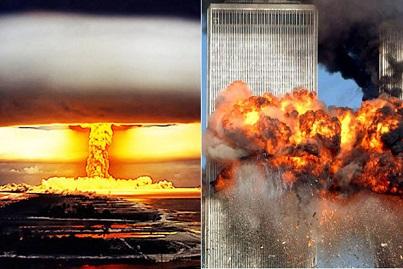 「9.11アメリカ同時多発テロは内戦を防ぐ為に仕組まれたもの」と2043年生まれのタイムトラベラーが主張。更に第三次世界大戦が目前に迫ると警告!!