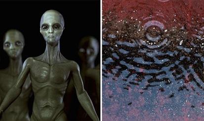 2001年にインドで観測された「血の雨」:地球外生命体の存在を証明か?!