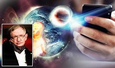 2018年4月18日宇宙人が地球侵略か?!謎のボイスメールが警告!