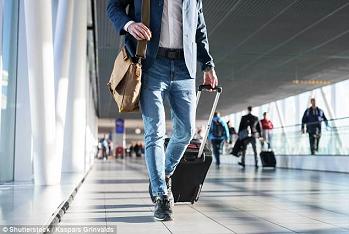 空港内で、指紋認証の代わりに歩き方で個人を特定する未来がやってくる?