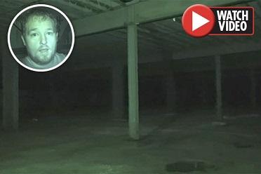 呪われた廃工場での恐怖体験「工場には誰かいる」