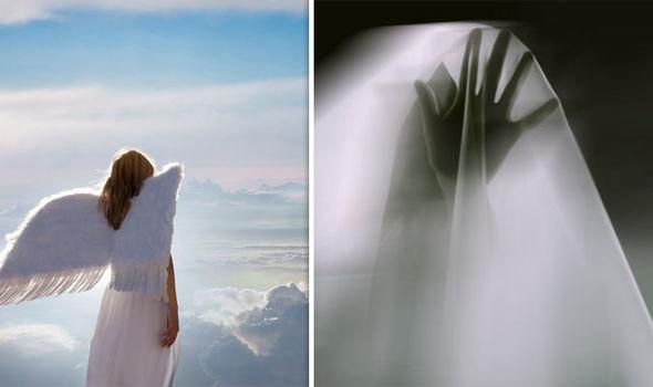 死後の世界?臨死体験で天使に出会った女性