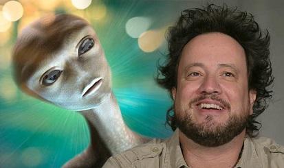 宇宙人こそが「神」の正体-米ヒストリーチャンネル司会者が衝撃の主張