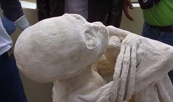 ペルーで発見された「宇宙人のミイラ」は新種の人間だった可能性が浮上!