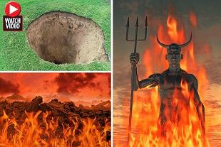 ロシアで「地獄門」が開いた?!農場に突如現れたシンクホールに騒然