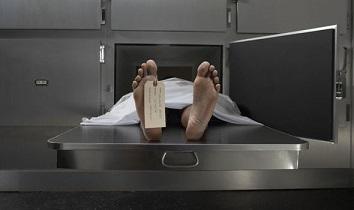 死から生還した女性:遺体安置所の冷蔵庫で生きていた!!