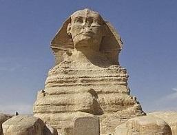 2体目の古代スフィンクス、エジプトで発見!!
