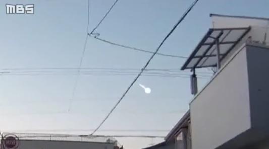 「火球」!? 3月8日朝、関東から西日本の各地で観測
