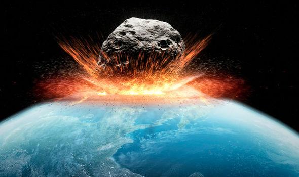 【衝撃】6月に巨大小惑星が地球を直撃、数千万人の死者が出る?!