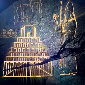 「古代バビロニア粘土板がバベルの塔が実在したことを証明!」