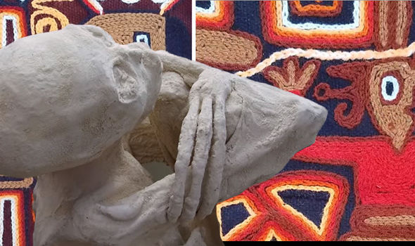 「古代宇宙人」か?3本指の人間ではないミイラが発見される!