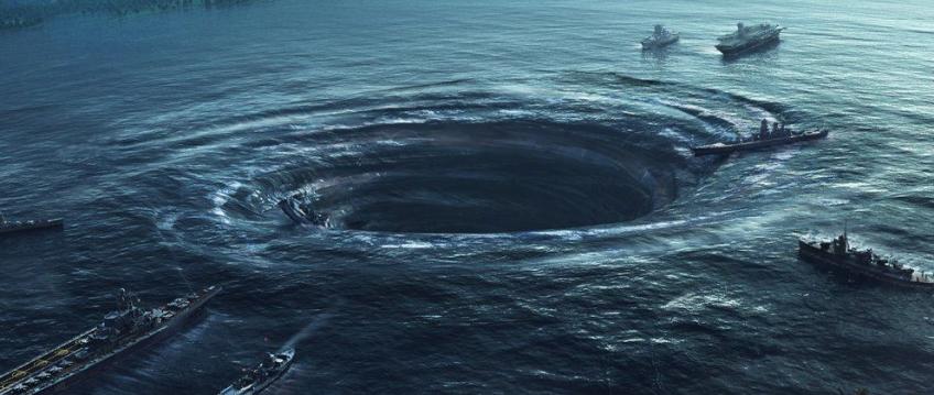 「ドイツ海洋学者が発見したバミューダ・トライアングルの海底に沈む謎のピラミッド」