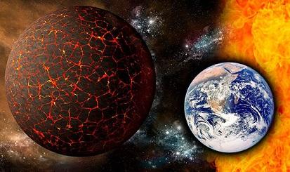 10月に惑星Xが衝突し、現代文明が滅亡する?!