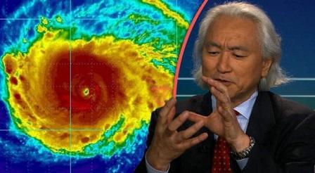多発するハリケーンの原因はHAARPにある!世界的に有名な物理学者ミチオ・カク博士が衝撃の告白!