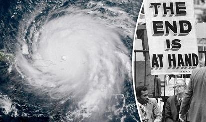ハリケーン「イルマ」世界の終わりの始まりか?一連の災害は「アポカリプスの前兆」