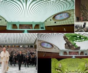バチカン市国『パウロ6世ホール』の不気味な秘密