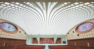 バチカン市国『パウロ6世ホール』