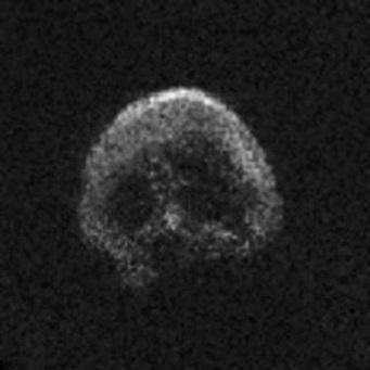 2018年、がい骨型小惑星がやってくる!
