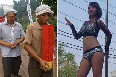 ストリッパーに大音量の音楽にコメディアン?!中国の奇妙な葬式文化を政府が弾圧
