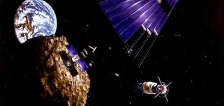 小惑星採掘で数百兆円の大富豪?!