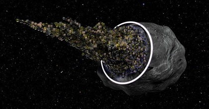 小惑星を巨大な宇宙船に造り変える新プロジェクトが発足!