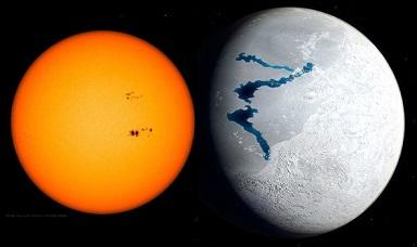 氷河期への警告!太陽から黒点が消え始め、地球は大寒波に向かっている